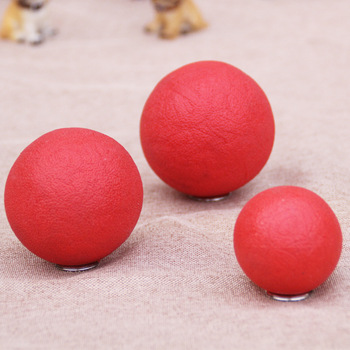 New Design Pet Toy Fashion Tough Indestructible Ball Durable Chew Dog Toy Interactive Toy