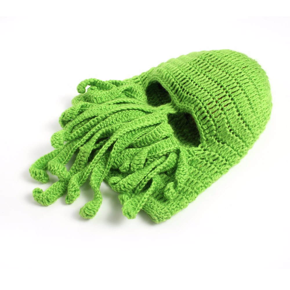 Crochet Octopus Hat : Octopus Hat Caps,Crochet Mask Hat - Buy Crochet Mask Hat,Octopus Hat ...