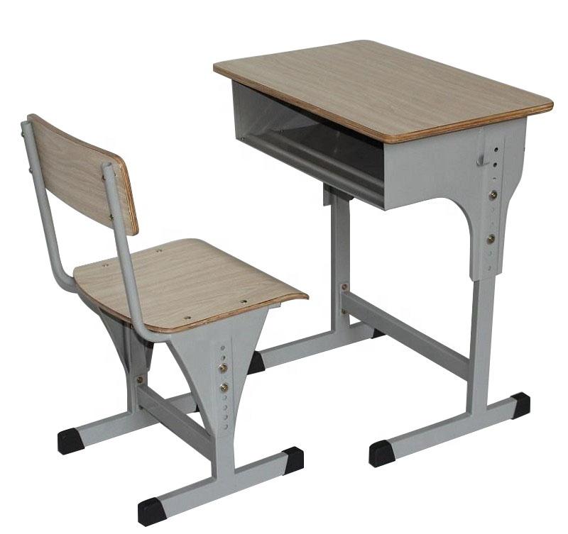 Pliage Tude Enfants Table Et Chaise Enfant Mobilier Scolaire Bois Hauteur Rglable