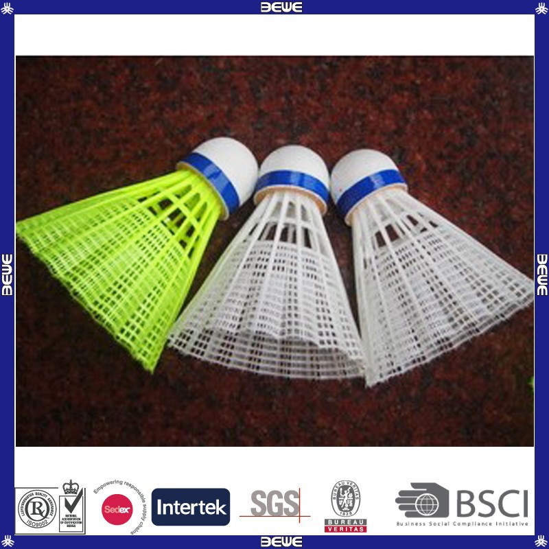 durable high quality cheap nylon badminton