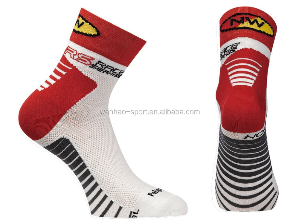 Wholesale Custom Athletic Performance Specialized Cycling Socks
