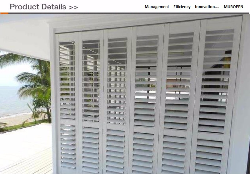 Spiegel Met Luiken : Aluminium venster plantage luiken aluminium venster fire spiegel