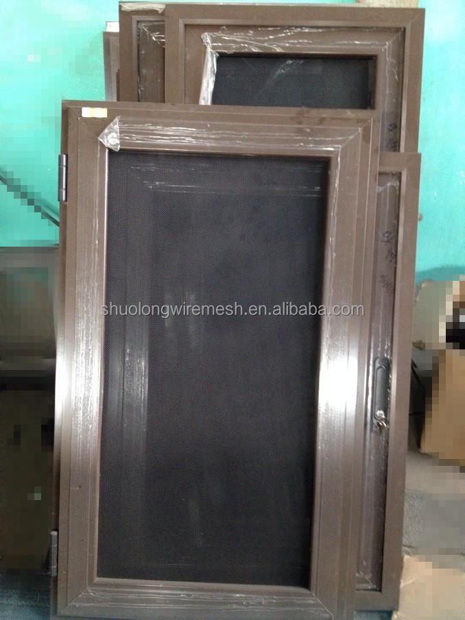 316 Marine Grade Security Screen Door Stainless Steel Mesh