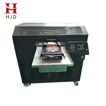 A3 Size Digital T-shirt Printer Direct To Garment Textile Printing Machine  - Buy Tshirt Printing Machine,Garment Prinitng Machine,Digital Tshirt