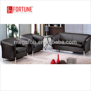 Chinese Factory Directly Low Price Sofa Set Modern 1+1+2 Black Leather  Sofa(fohj-6685) - Buy Black Leather Sofa,Sofa Set Designs Small Corner ...