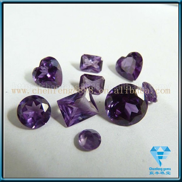 synthetic alexandrite gem stone