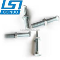 Fastener manufacturer special bolt track bolt railway fastener