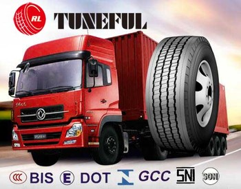 michelin pattern 11R22.5 radial truck tyre in China alibaba