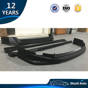 High Quality PP Body Kit For Prius 2006-2011 Front and bumper guard cover Car body kits Side Skirt Auto accessories