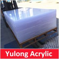 A grade transparent acrylic plastic sheet 5mm