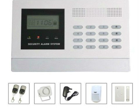 Remote control good working wireless gsm alarm control panel LYD-113