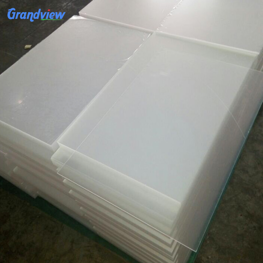 3mm thick pearl acrylic sheet white board