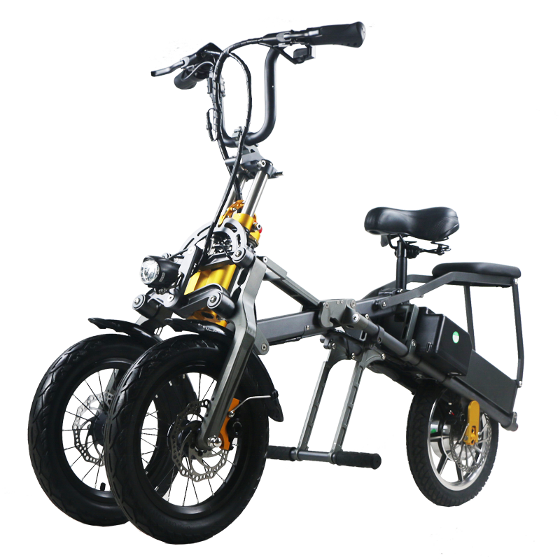 Hot Por 3 Wheel Electric Bicycle For S With 36v 250w Motor