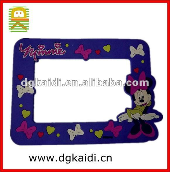 Hadicrafts Blue Mickey Photo Frame for Home Decoration