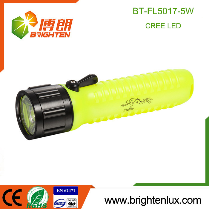 Factory Wholesale Abs Plastic 4aa Battery 5watt Emergency Diving ...