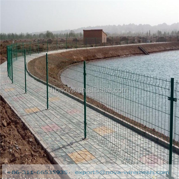 Durable dutch mesh fence used for farm fence / animal cage / highway protection