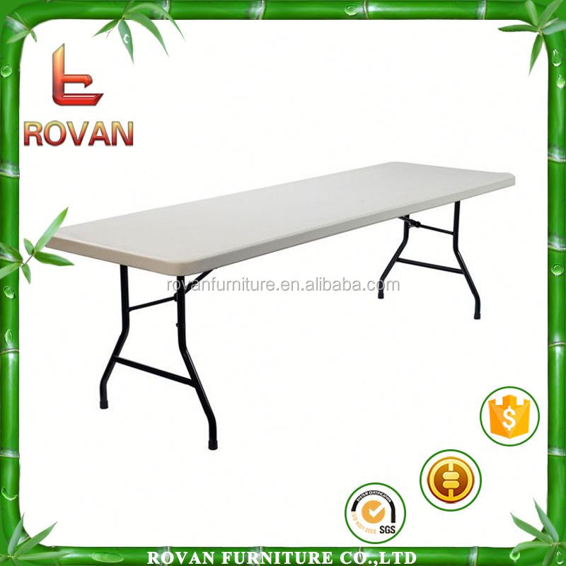 new products folding table/camping table/picnic table table edging strip plastic
