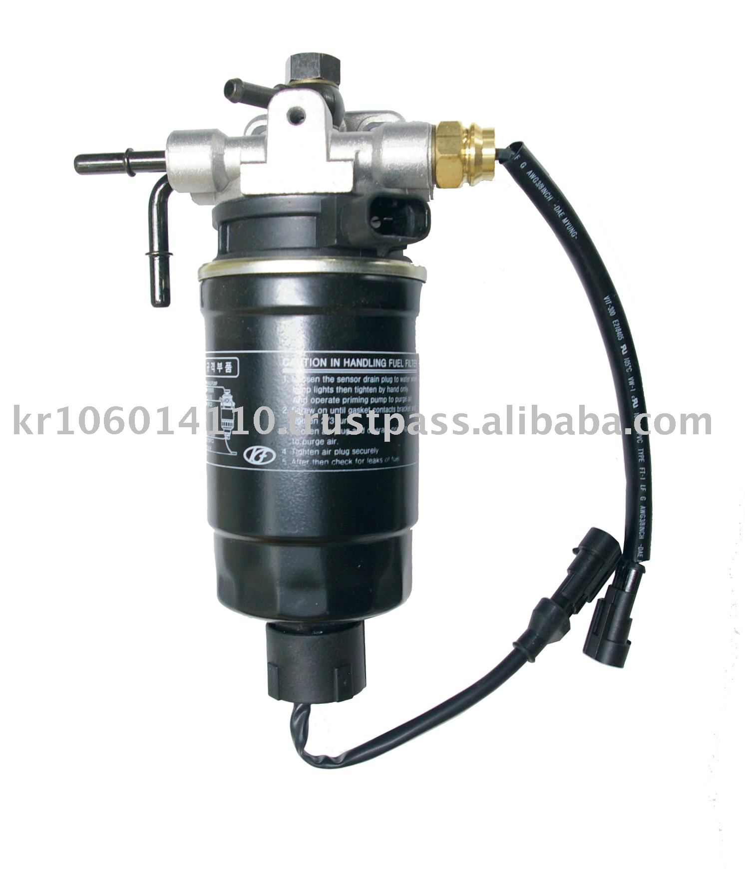 Crdi Fuel Filter(new Sportage {kia} / Tucson {hyundai} ) - Buy Car Fuel  Filter,Auto Fuel Filter,Kia Product on Alibaba.com