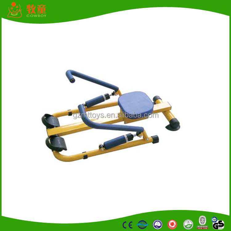 2014 Safe kids daycare indoor fitness equipment from guangzhou manufacturer