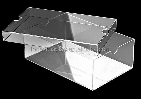 perspex claro para los zapatos plexigl s acr lico transparente cajas de zapatos buy product on. Black Bedroom Furniture Sets. Home Design Ideas