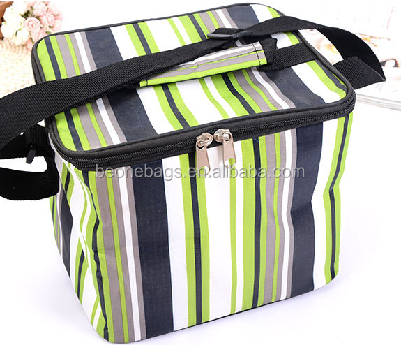 Food Use High Quality cooler fitness lunch box cooler bag insulated beer cooler bag