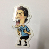 funny football Suarez bites bottle opener