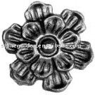 WH-5058 Handrail cast iron flower ornaments