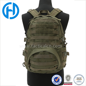green Military Rucksack Assault Backpack