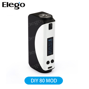 2016 Hottest Vape Kit Ecig 100% Authentic Vision Vapros 80W Mod / Vision Vapros DIY Mod in stock with VW/TC/BYPASS/OUT DIY Modes