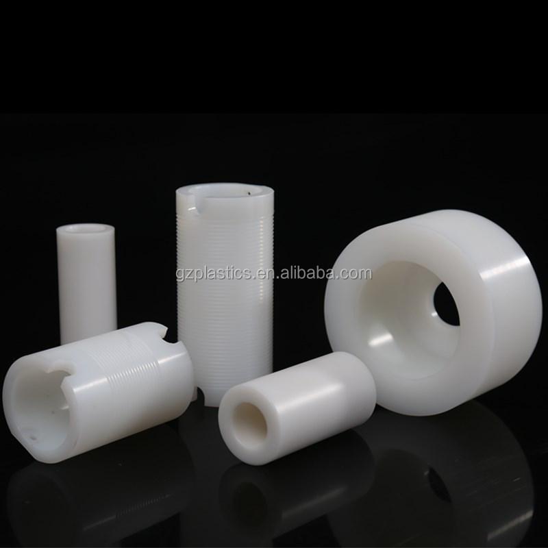 Custom Engineering Plastic Bearing Sleeve Delrin Acetal