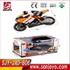 Top Race Rc Moto JXD806 1/16 Scale Radio Stunt Drift Motorcycle