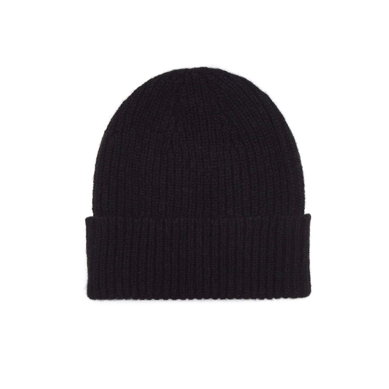 Get Quotations · 100% Cashmere Beanie Hat in 3ply 844a345e09b4