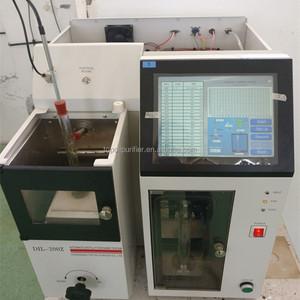 Diesel Oil Distillation Range Tester, Fuel Oil Analyzer, Naphtha Analysis  Instrument