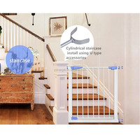Protect baby safety products pet friendly baby gate