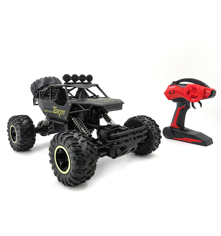 7. 6026E_Black_2.4G_4WD_Off-Road_Buggy_Rc_Climbing_Car_Remote_Control_Alloy_Car