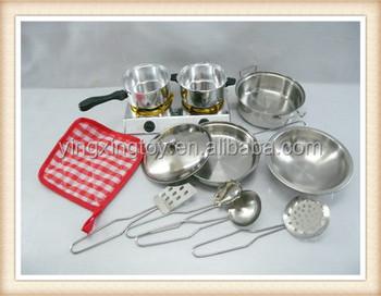 Mini Kitchen Set Newest Plastic Metal Mini Kitchen Set Toy  Buy Mini Kitchen Set .