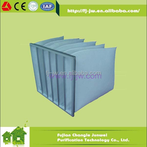 Aluminum Alloy Frame air filter paper korea