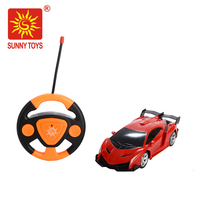 new arrivals 1:24 scale steering wheel remote control car kids toys hobbies for cheap sale