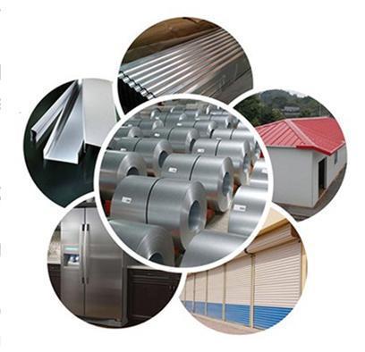 Harga Pabrik Cold Rolled Hot Mencelupkan Galvanis Steel Coil / Sheet / Plate / Strip