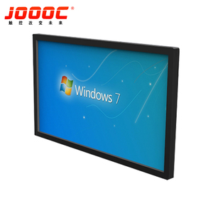 Wall mounting lcd advertising player picture monitor mounted kiosk pc all in one