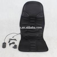 shiatsu infrared electric car massage cushion/ massager cushion walmart & battery operated vibrating buttocks massage cushion