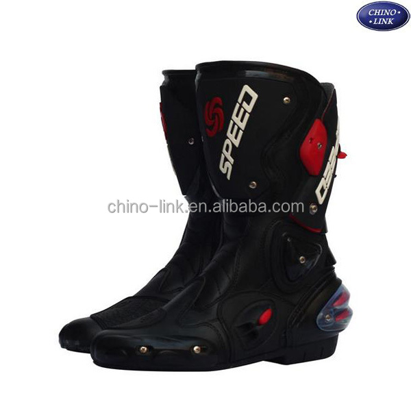 off road shoes protection Motorcycle light professional racing riding boots comprehensive 04wYvTwUq