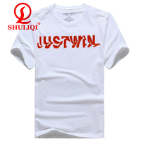 Screen printing 100 combed cotton t shirts for boys