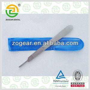 scalpel handle surgical blades