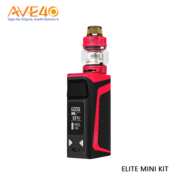 New products 2018 IJOY ELITE MINI KIT with J&P POD ADAPTER