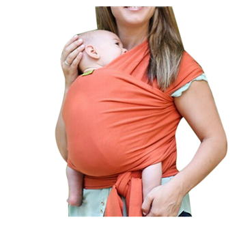 2018 Wholesale Baby Sling Stretchy Wrap Carrier For Newborn Baby