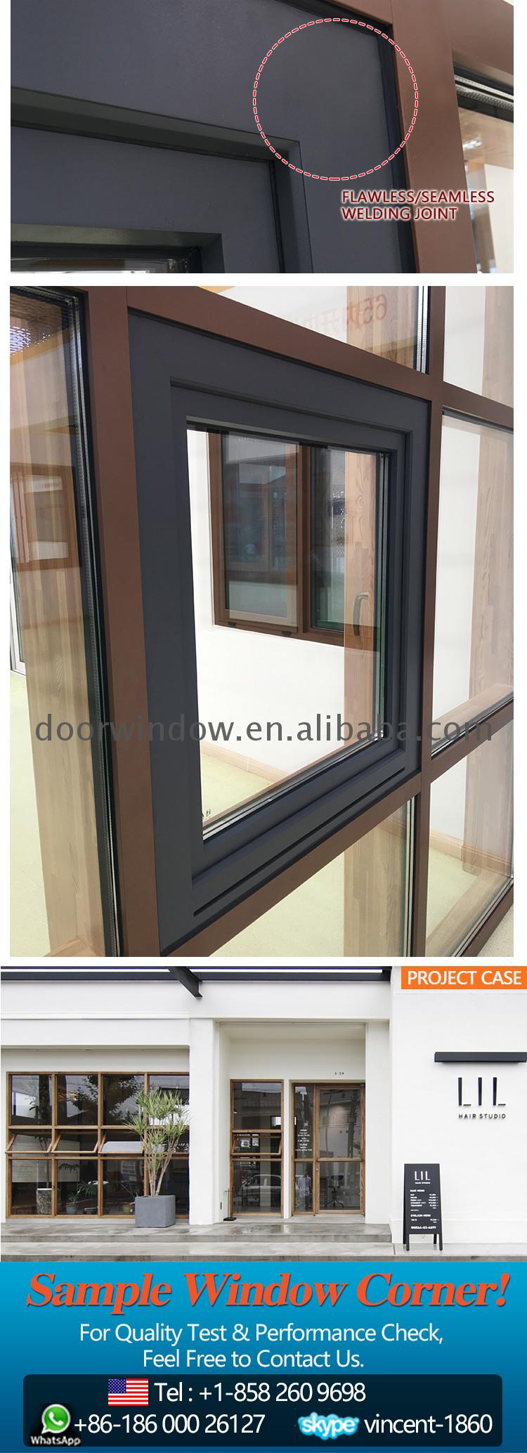 Type of office window curtain teak wood partition glass wall