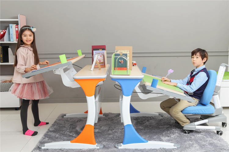 Height adjustable desk for kids and adults S120B