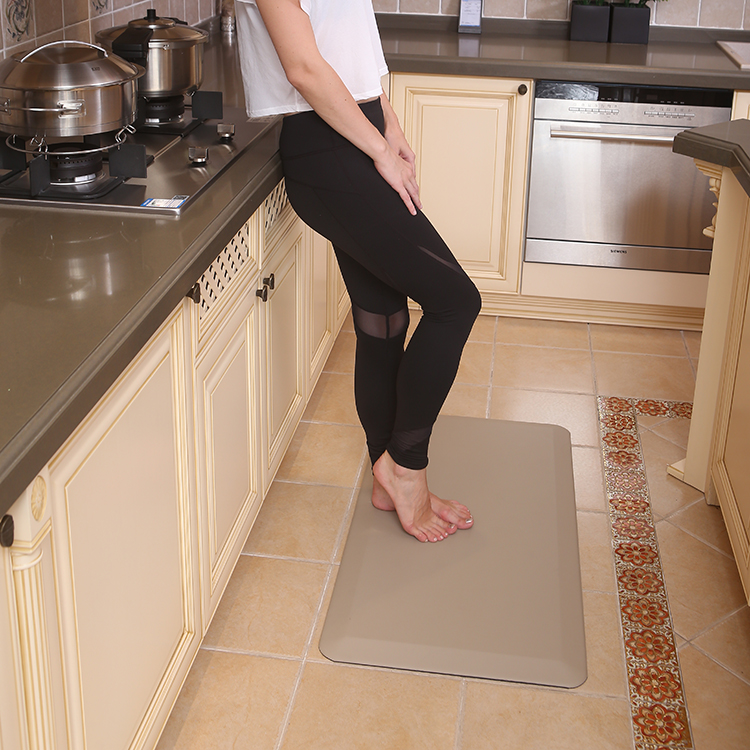 High Quality Decorative Pu Foam Anti-slip Anti Fatigue Floor Mat Kitchen  Mats Non Slip - Buy Anti-slip Mat Kitchen,Kitchen Runner Mat,Kitchen ...
