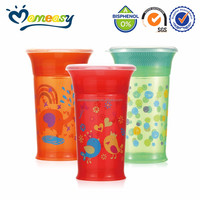 NEW 9oz 360 angle Baby Training Cup